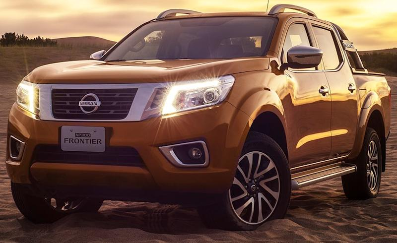 Nissan Frontier, la pick up que viene creciendo.