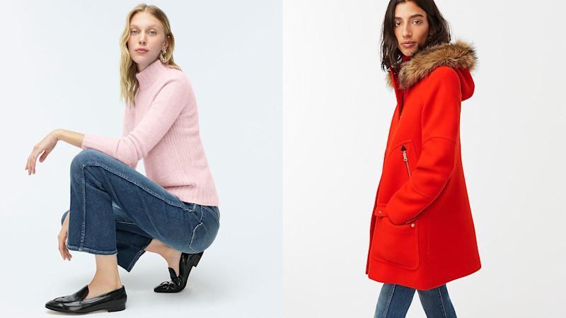 Stay chic at J.Crew.