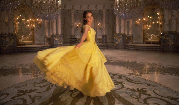 Fortune… Watson to make north of $15 million for Beauty and the Beast role – Credit: Disney