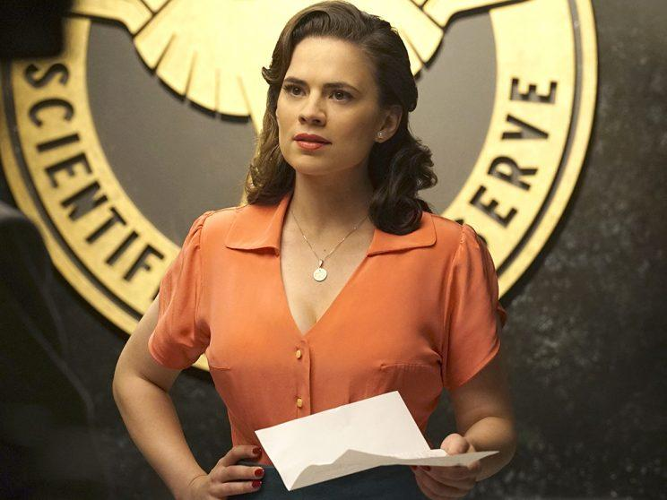 Atwell in Agent Carter. (Photo: Richard Cartwright/ABC via Getty Images)