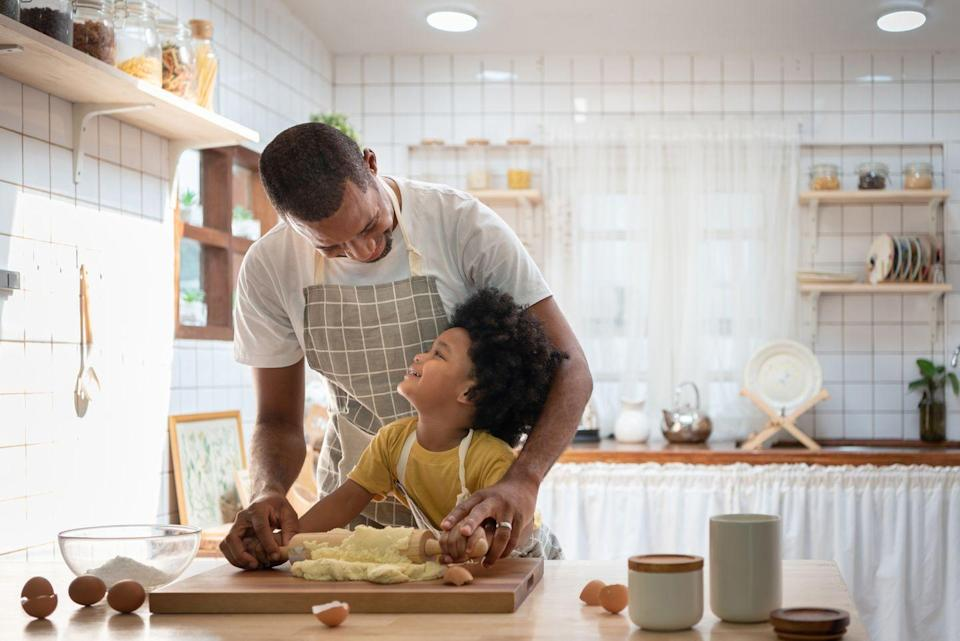 """<p>Since Father's Day falls on a Sunday, there may not be too many in-person cooking classes to attend. If you find that to be true, sign up for a virtual cooking class instead. Introduce your dad to some of the world's finest cuisines with one of <a href=""""https://www.airbnb.com/s/experiences?redirectSource=slash_experiences"""" rel=""""nofollow noopener"""" target=""""_blank"""" data-ylk=""""slk:airbnb's online experiences"""" class=""""link rapid-noclick-resp"""">airbnb's online experiences</a> or stick with something more traditional, like an <a href=""""https://go.redirectingat.com?id=74968X1596630&url=https%3A%2F%2Fwww.craftsy.com%2Fclass%2Fair-fryer-essentials%2F&sref=https%3A%2F%2Fwww.goodhousekeeping.com%2Fholidays%2Ffathers-day%2Fg19682410%2Ffathers-day-activities%2F"""" rel=""""nofollow noopener"""" target=""""_blank"""" data-ylk=""""slk:air fryer-focused class taught by Craftsy experts"""" class=""""link rapid-noclick-resp"""">air fryer-focused class taught by Craftsy experts</a>. </p><p><a class=""""link rapid-noclick-resp"""" href=""""https://www.goodhousekeeping.com/life/g32291613/best-online-cooking-courses/"""" rel=""""nofollow noopener"""" target=""""_blank"""" data-ylk=""""slk:FIND THE BEST ONLINE COOKING CLASSES"""">FIND THE BEST ONLINE COOKING CLASSES</a></p>"""