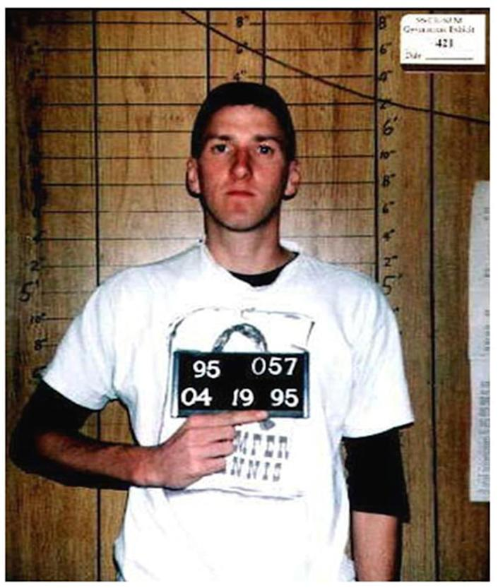 "<div class=""inline-image__caption""><p>Oklahoma City bomber Timothy McVeigh</p></div> <div class=""inline-image__credit"">Donaldson Collection/Getty</div>"