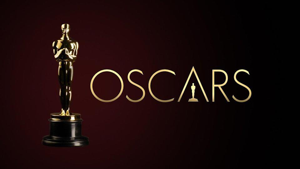 The logo for the Academy Awards featuring the golden Oscars statue.