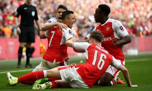 Arsène Wenger hails Arsenal's mental strength after reaching FA Cup final