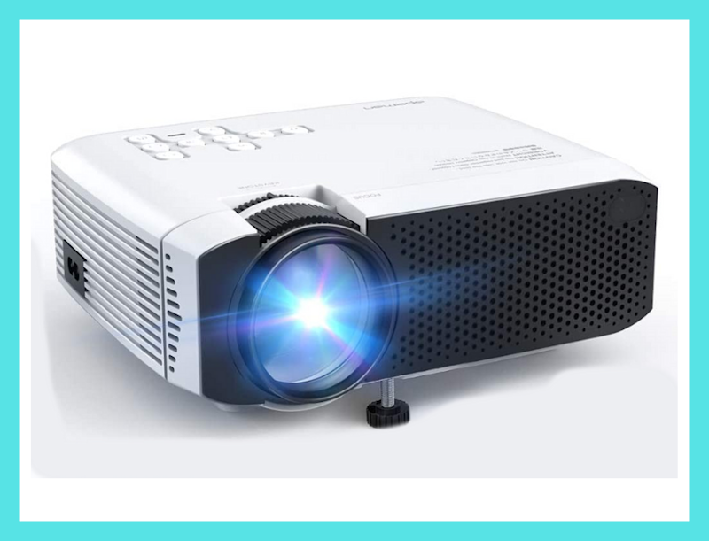 Get this Apeman Mini Projector for just $90. (Photo: Apeman)