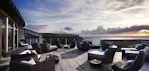 """<p>Set on a cliff overlooking the stunning expanse of honey-toned sand at Mawgan Porth, this UK beach hotel will excite design-led fans. Everything is upscale and luxurious, from the interiors and statement pieces of art by local artists to the swish spa with views and the hot tub peering over the beach below.</p><p>Enjoy a lesson with the on-site surf school, head to nearby Padstow for fine dining (Rick Stein and Paul Ainsworth both have must-visit eateries), or simply soak up the views from the hotel terraces.</p><p><a href=""""https://www.goodhousekeepingholidays.com/offers/cornwall-newquay-the-scarlet-hotel"""" rel=""""nofollow noopener"""" target=""""_blank"""" data-ylk=""""slk:Read our review of The Scarlet."""" class=""""link rapid-noclick-resp"""">Read our review of The Scarlet.</a></p><p><a class=""""link rapid-noclick-resp"""" href=""""https://go.redirectingat.com?id=127X1599956&url=https%3A%2F%2Fwww.booking.com%2Fhotel%2Fgb%2Fthe-scarlet.en-gb.html%3Faid%3D1922306%26label%3Dbeach-hotels-uk&sref=https%3A%2F%2Fwww.goodhousekeeping.com%2Fuk%2Flifestyle%2Ftravel%2Fg34584524%2Fbeach-hotels-uk%2F"""" rel=""""nofollow noopener"""" target=""""_blank"""" data-ylk=""""slk:CHECK AVAILABILITY"""">CHECK AVAILABILITY</a></p>"""