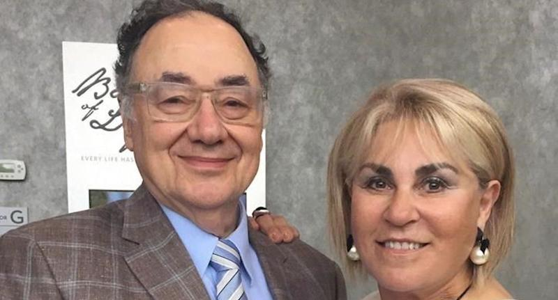 Barry and Honey Sherman (CP)