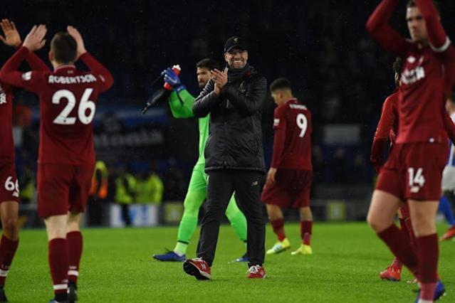 Liverpool results key for Jurgen Klopp: 'We are not the Harlem Globetrotters!'