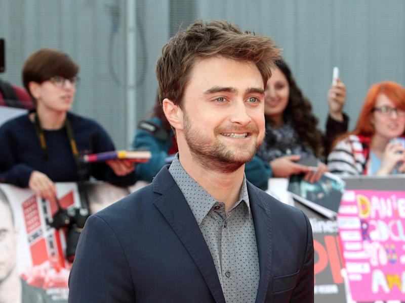 Daniel Radcliffe would love to play David Bowie in a biopic