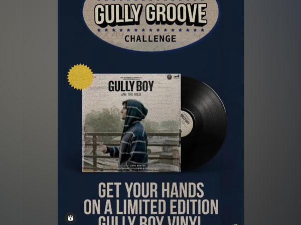 Poster of 'Gully Groove Challenge' (Image source: Instagram)