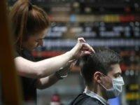 The Australian Government has scrapped its 30-minute limit on hair appointments, admitting it would be impractical