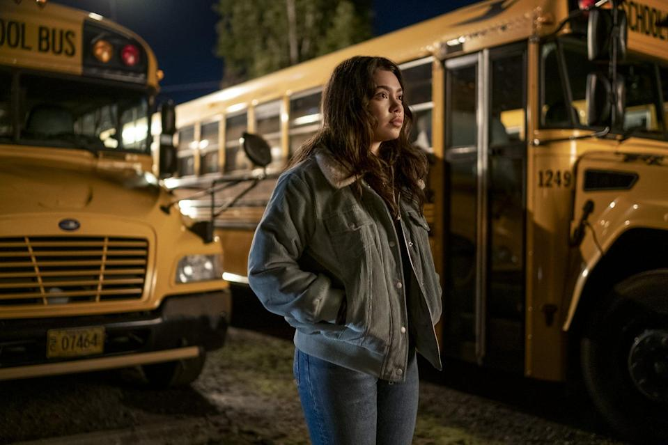 """<p>Based on the YA novel <strong>Sorta Like a Rock Star</strong> by Matthew Quick, this drama stars revolves around Amber, an ambitious high schooler with a big secret: she and her mom have been living on a bus ever since her mom's boyfriend kicked them out of the house. Watch <a href=""""http://www.netflix.com/title/80237870"""" class=""""link rapid-noclick-resp"""" rel=""""nofollow noopener"""" target=""""_blank"""" data-ylk=""""slk:All Together Now""""><strong>All Together Now</strong></a> on Netflix now.</p>"""