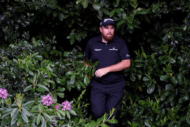 Golf - European Tour - BMW PGA Championship - Wentworth Club, Virginia Water, Britain - May 24, 2018 Ireland's Shane Lowry during the first round Action Images via Reuters/Paul Childs