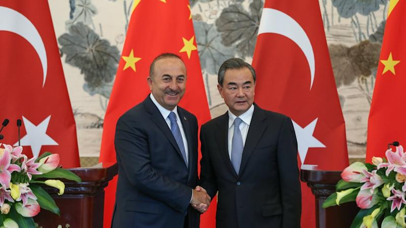 Turkey's closer ties to China 'will be economic' as Nato and EU retain share of loyalty