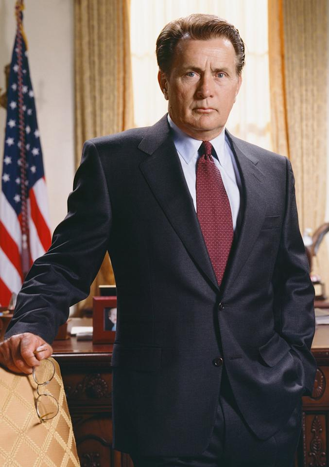 "<span style=""font-weight:bold;"">Martin Sheen </span>as Josiah Bartlet, ""The West Wing"" (1999-2006)<br><br>Outstanding Lead Actor in a Drama Series<br><br>0 wins, 6 nonconsecutive nominations (1999-2006)"