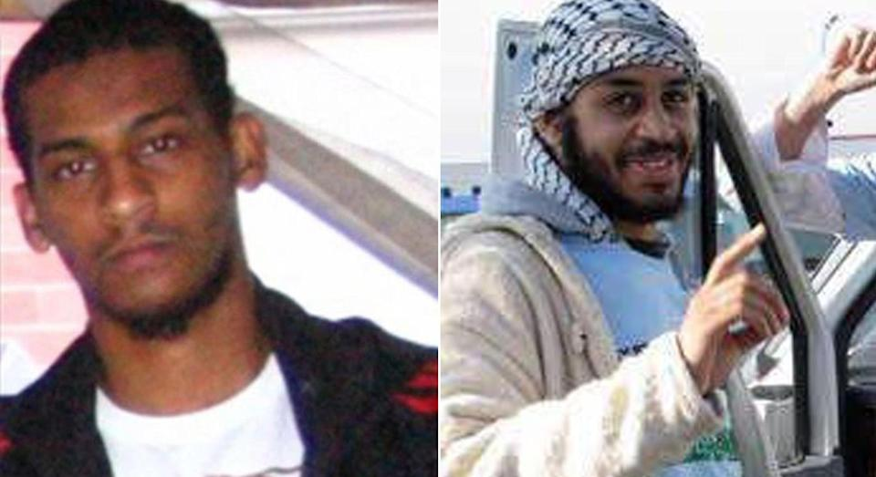 Kotey and El-sheikh were detained by US-allied Kurdish militia fighters in January