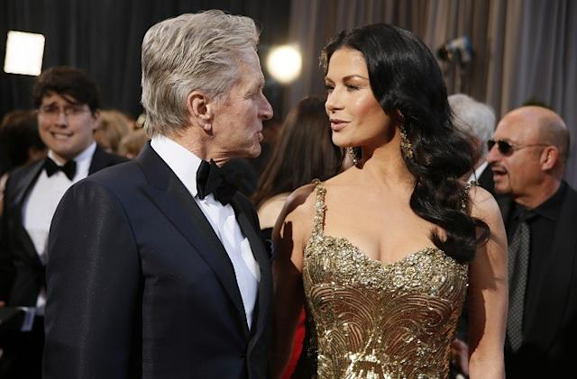 Michael douglas and catherine zeta jones marriage divorce