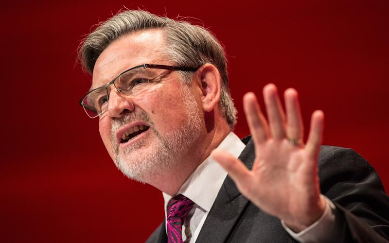 Barry Gardiner - Credit: Eddie Mulholland