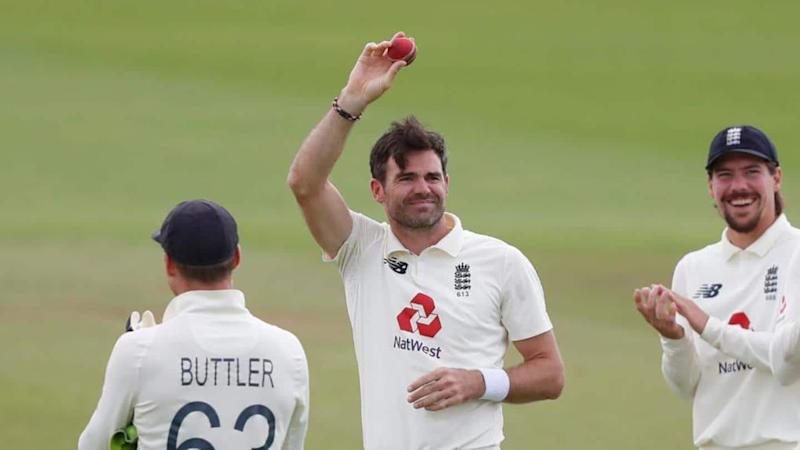 ICC Test Rankings: James Anderson back in the top 10
