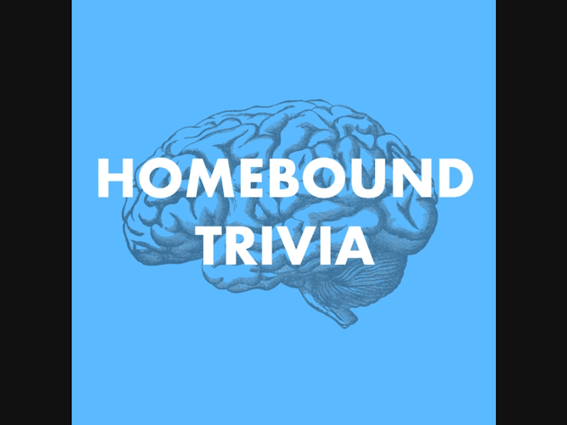 Michael McCourt of Huntington launched Homebound Trivia Night as a way to raise money for charities and have fun during the coronavirus.