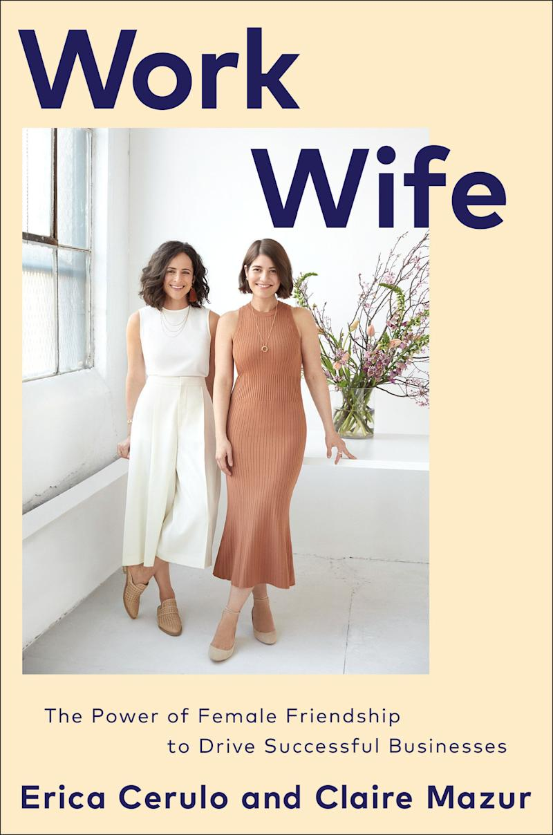 work wife book cover