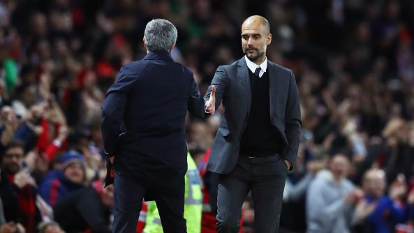Manchester United v Manchester City - EFL Cup Fourth Round 25042017