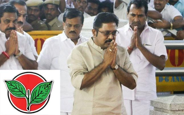 <p>The AIADMK faction led by TTV Dhinakaran claims that the affidavits submitted by the other half of AIADMK are fake and requested that the EC freeze the party symbol permanently.</p>
