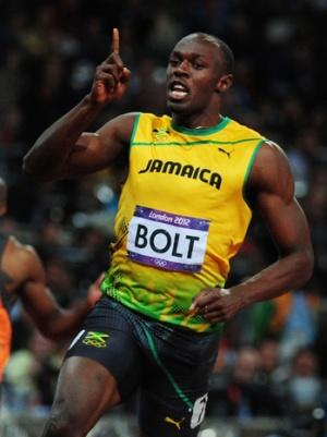 Olympics 2012: Usain Bolt Tweets About Becoming a 'Legend'; Tells Reporters He Ate McDonald's Before Race