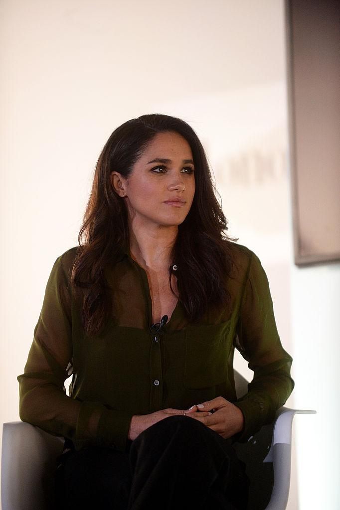 Meghan's upbringing has inspired her to want to help others [Photo: Getty]