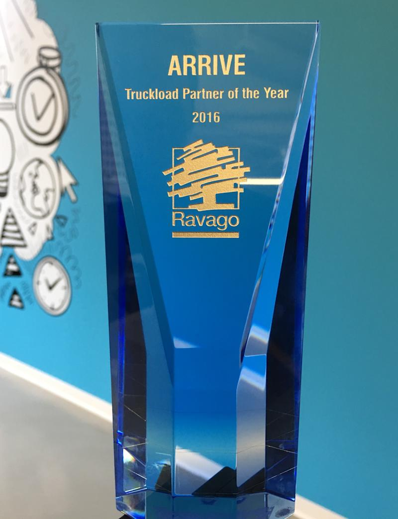 Arrive Logistics Wins Back-to-Back Honors for Growth and Service