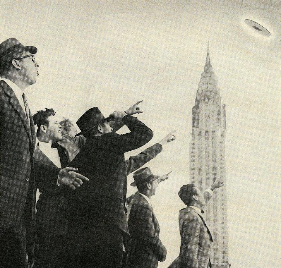 """<p>Most people were astonished after watching the three Navy UFO videos, a.k.a. <a href=""""https://www.popularmechanics.com/military/research/a29771548/navy-ufo-witnesses-tell-truth/"""" rel=""""nofollow noopener"""" target=""""_blank"""" data-ylk=""""slk:the Nimitz UFO Encounters"""" class=""""link rapid-noclick-resp"""">the Nimitz UFO Encounters</a>, but many speculate that there's way more to the incident than previously seen. After watching the videos in full, witnesses claim there is a longer video still yet to be released, in which the object performed a number of physically impossible maneuvers. </p>"""