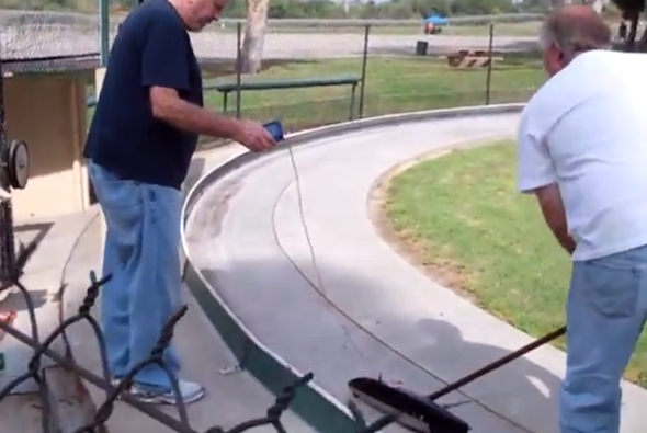 Video: Witness a toy car reach 205mph