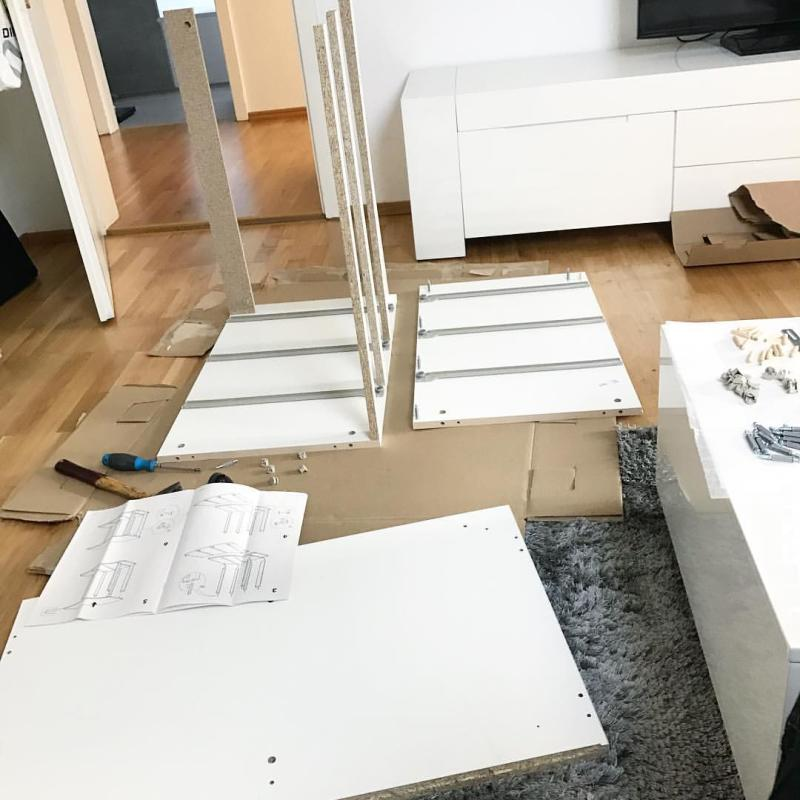 If your child can assemble IKEA furniture, you have a prodigy on your hands. (BAS Facebook Page)