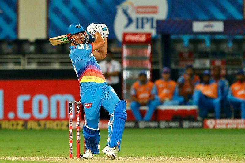 Marcus Stoinis contributed with both bat and ball as Delhi made the IPL 2020 final [iplt20.com]