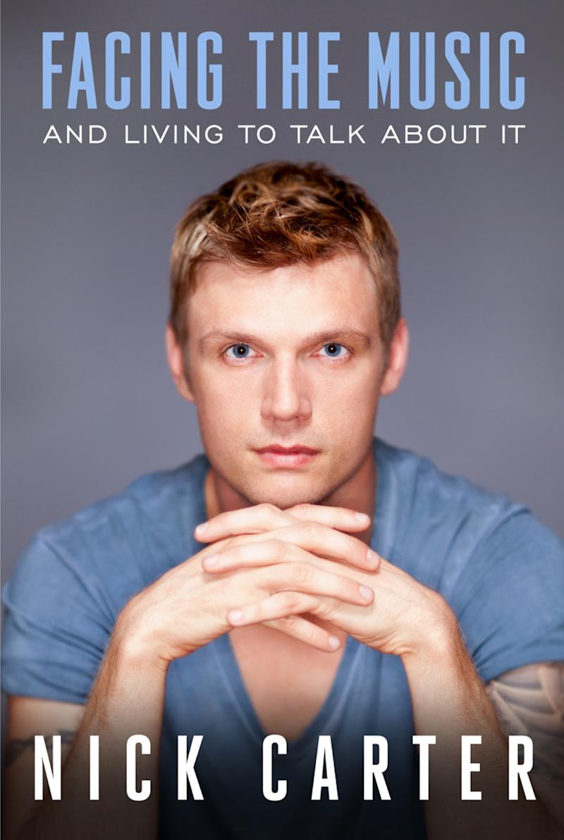 Singer Nick Carter to release memoir Sept. 24