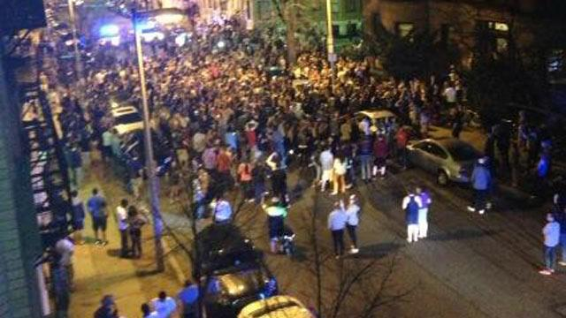 Twitter and Facebook Celebrate Capture of Dzhokhar Tsarnaev