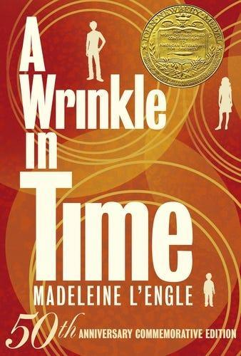 """""""A Wrinkle in Time,"""" by Madeline L'Engle"""