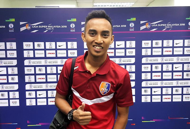 Singaporean Faris Ramli to make second Sultan of Selangor's Cup appearance, this time for the other side