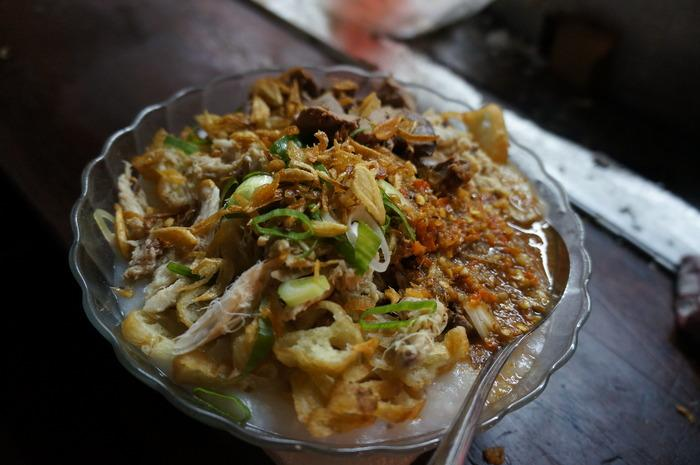bubur ayam bejo | burjo | 41studio ruby on rails development company