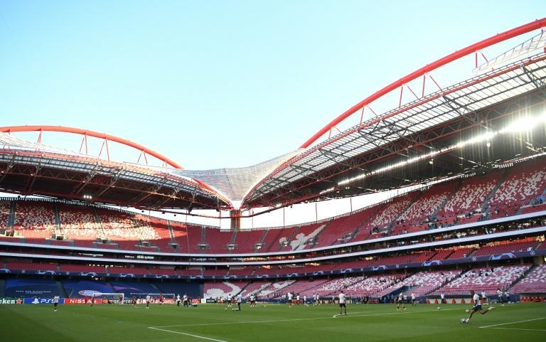 Last season's final between Bayern Munich and PSG was played behind closed doors in Lisbon having also been moved from Istanbul