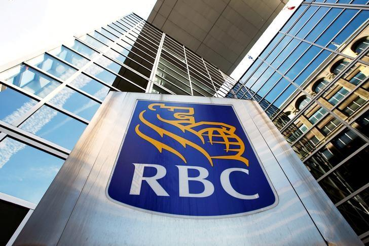 FILE PHOTO: A Royal Bank of Canada sign is seen outside of a branch in Ottawa