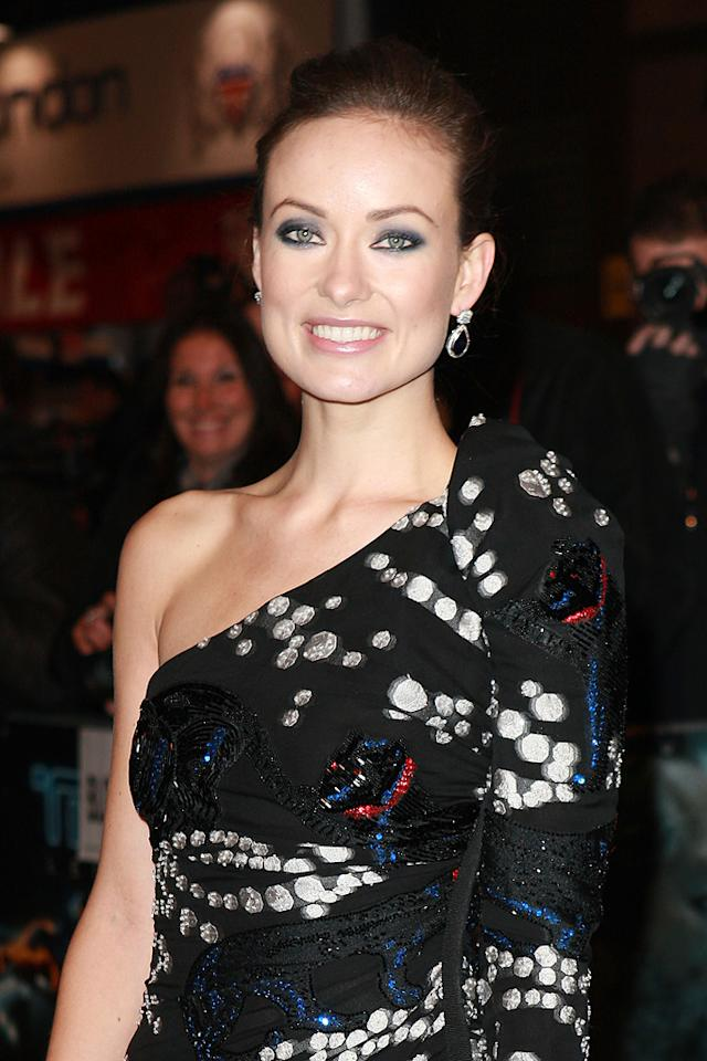 """<a href=""""http://movies.yahoo.com/movie/contributor/1808489542"""">Olivia Wilde</a> arrives at the London premiere of <a href=""""http://movies.yahoo.com/movie/1810096458/info"""">TRON: Legacy</a> on December 5, 2010."""