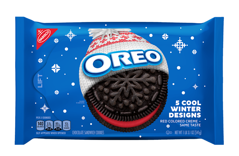 These seasonal Oreos already have us excited for the holidays