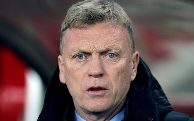 David Moyes will think again about his long-term position at Sunderland at the end of the season - PA