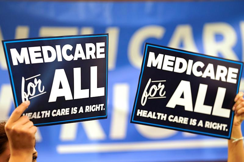 How Medicare for All Is Tearing Democrats Apart
