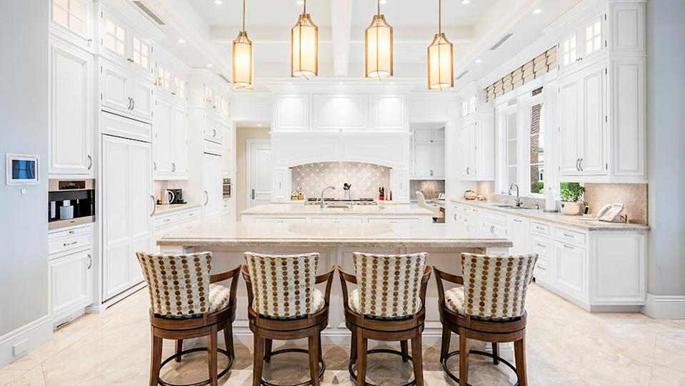 The kitchen - Credit: Photo: Courtesy of The Carroll Group