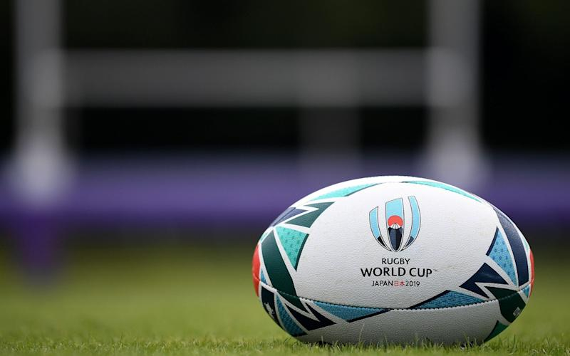 The Rugby World Cup in Japan begins of September 20 - AFP