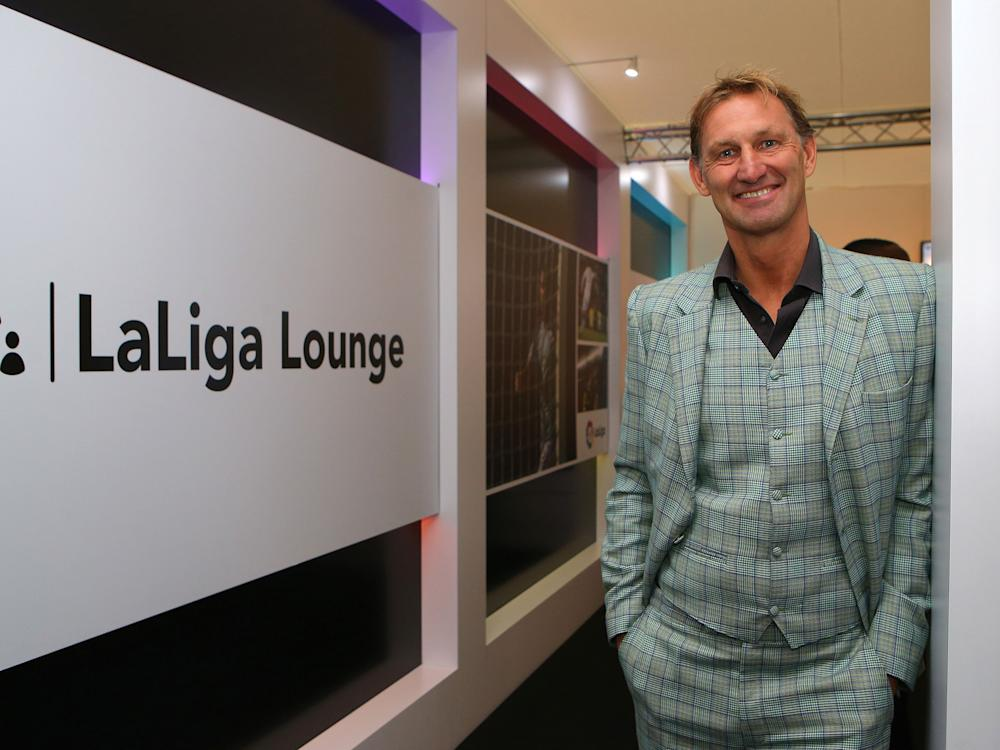 Tony Adams last managerial job came with Azerbaijani club Gabala: Getty
