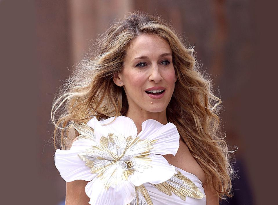 "Auch ""Sex and the City""-Star Sarah Jessica Parker fordert, Britney Spears ""zu befreien"". (Bild: Getty Images)"
