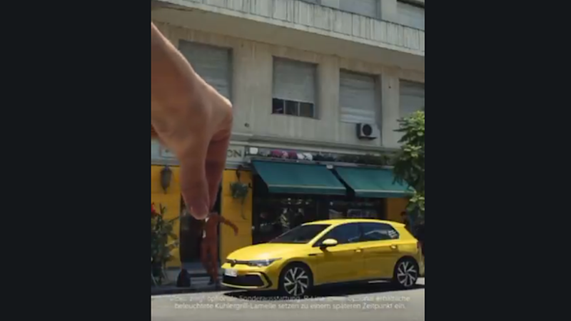 VW pulls Instagram ads after racism row